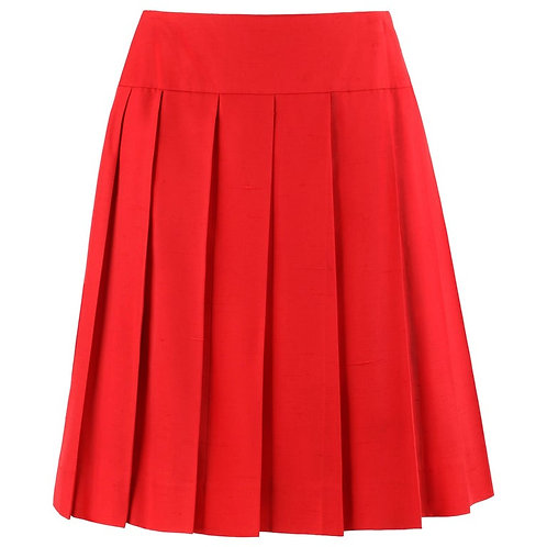 Chanel Classic Pleated Skirt