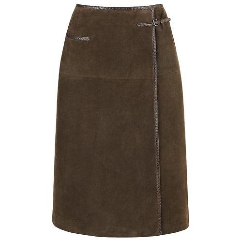 Hermes Classic Wrap Skirt
