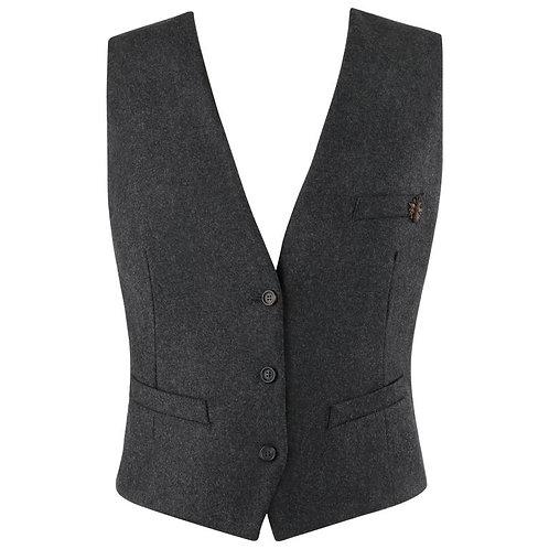 Alexander McQueen Cashmere Bee Vest