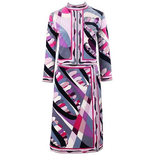 Emilio Pucci Jacket & Skirt Set