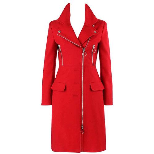 Moschino Cheap & Chic Wool Coat