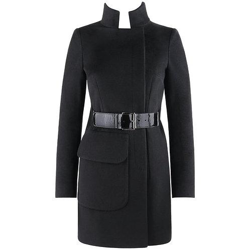 Alexander McQueen Belted Coat Jacket