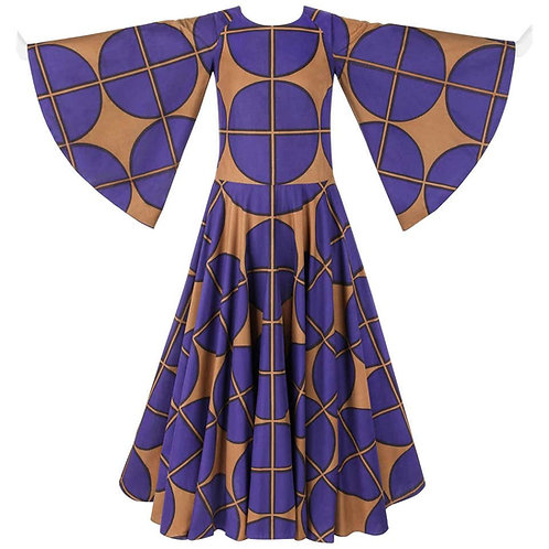 Marimekko c.1971 Maxi Dress