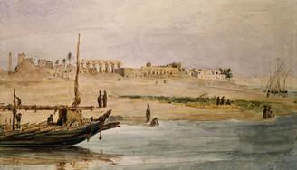 Harbor Watercolor