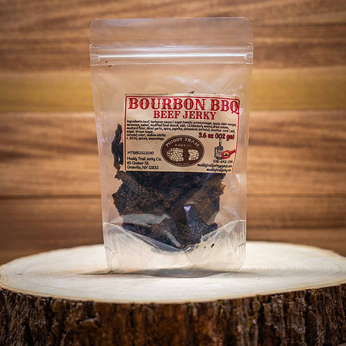 Bourbon Barbecue Beef Jerky