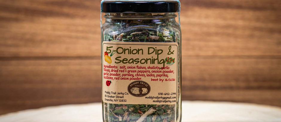 5-Onion Dip & Seasoning Mix