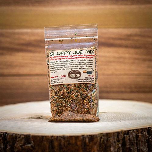 Sloppy Joe Seasoning Mix