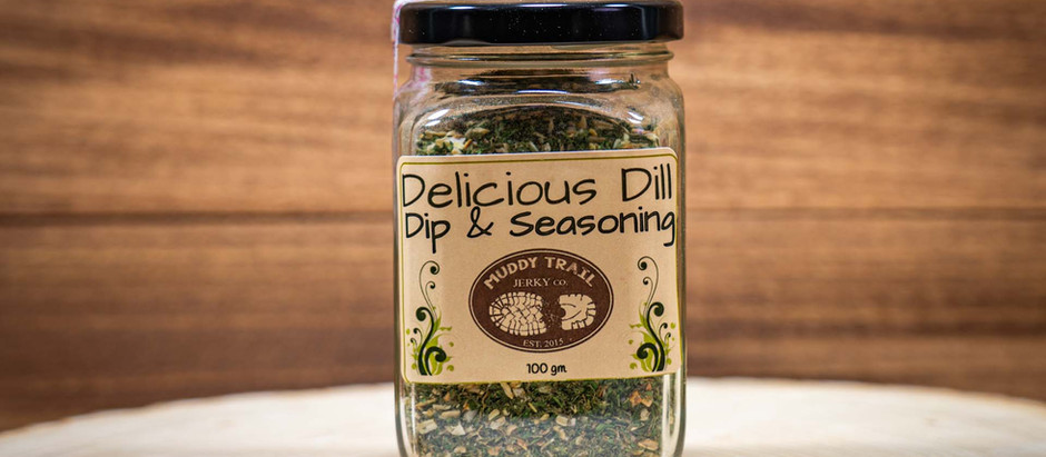 Delicious Dill Dip & Seasoning