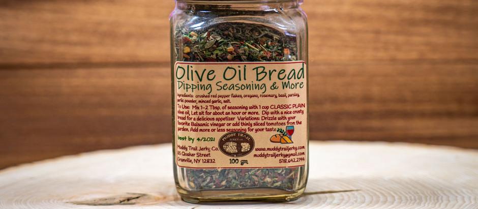 Olive Oil Bread Dipping Seasoning & More    Dressing & Marinade & Recipe Ideas