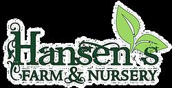 Hansens Farm and Nursery