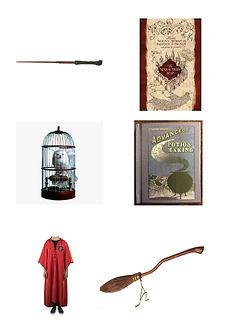 Hogwarts Lockdown Items.jpg