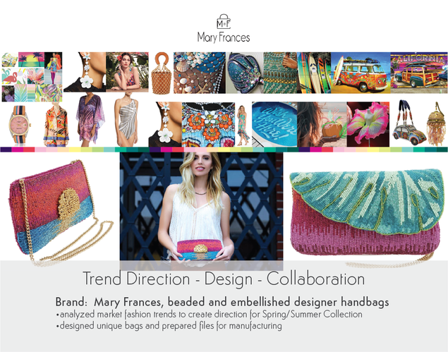 Trend Design Collaboration Mary Frances