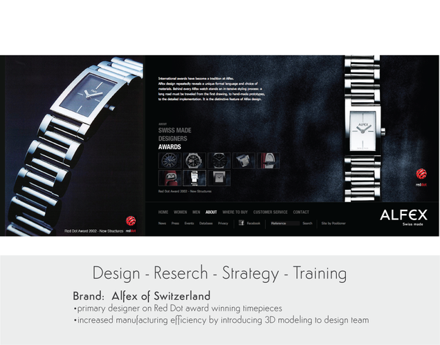 Design, Research, Strategy, Training
