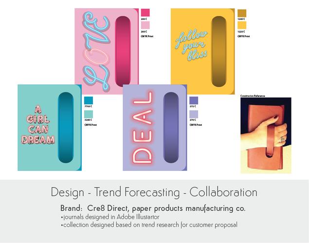 Design Trend Cre8 Direct Journals Neon.pn