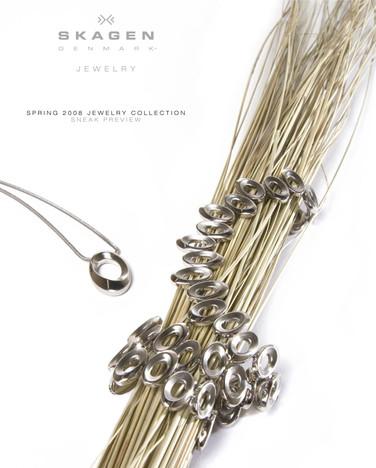 Skagen Steel Jewelry Collection Design