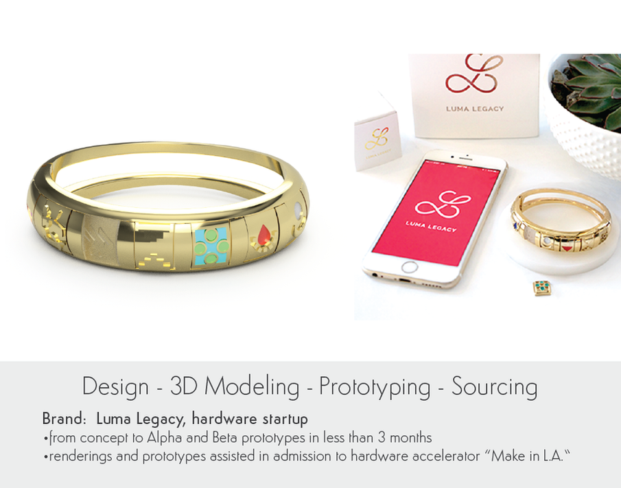 Design, 3D Modeling, Prototyping, Sourcing