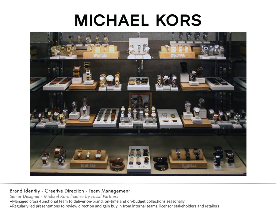 Michael Kors Watch Collection