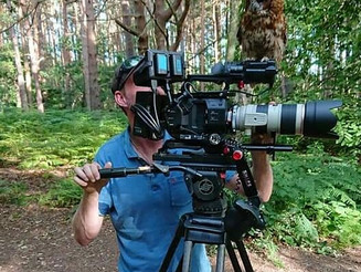 Film Shoot for the South Downs NP