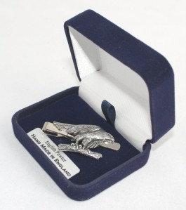Hawk Tie Clip (slide)