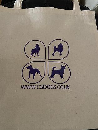 CGI Logo Canvas Bag