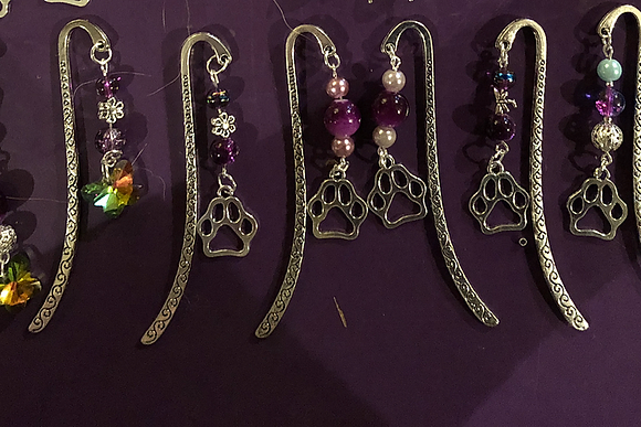 Custom Handmade Bookmarks