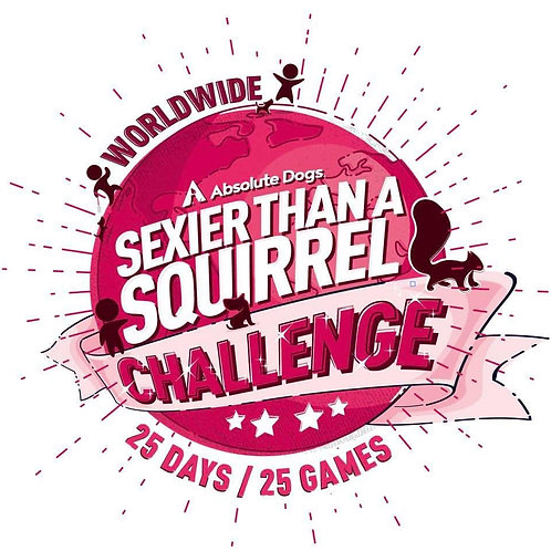 25 Sexier Than A Squirrel Challenge
