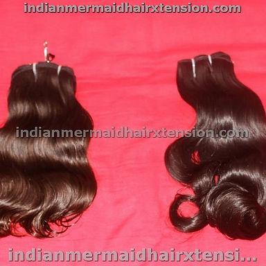 """16 """"  Remy Virgin Hair- Machine Weft"""