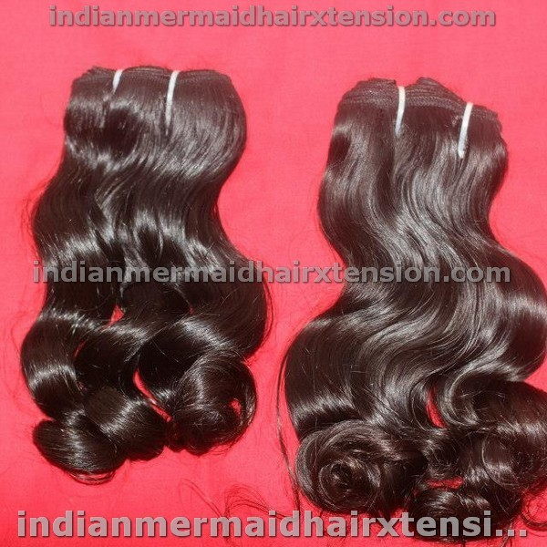 Remy Virgin Indian Hair -