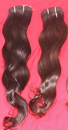 "22"" Virgin Remy Indian Hair- Machine Weft"