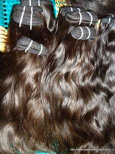 """22 """"  Remy Virgin Human Hair- Machine Weft"""