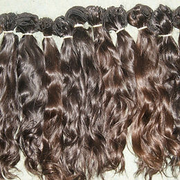 "24 "" Remy Virgin Human Hair- Machine Weft"