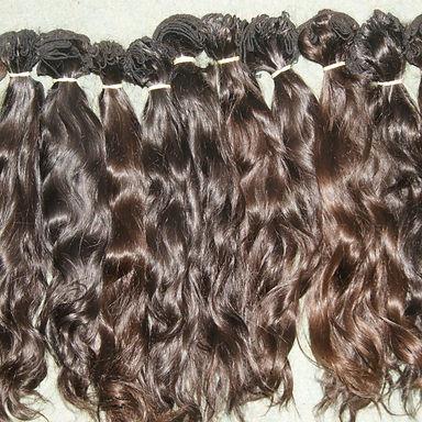 """24 """" Remy Virgin Human Hair- Machine Weft"""