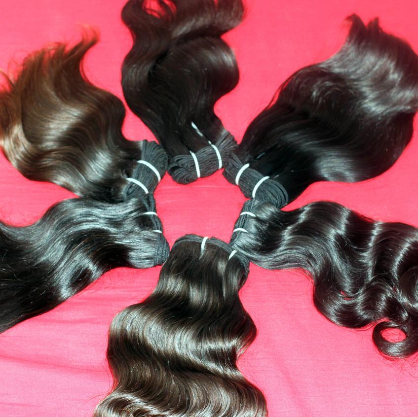 Remi Indian Hair- Virgin Hair