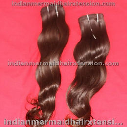 "20 "" Remy Virgin Human Hair- Machine Weft"