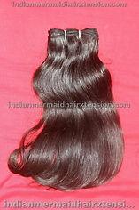 """14 """"  Indian Hair- Machine Weft"""