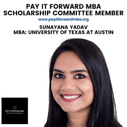 MBA: University of Texas at Austin, McCombs School of Business