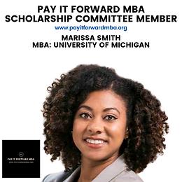 MBA: University of Michigan, Ross School of Business