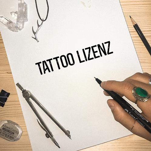 Tattoolizenz
