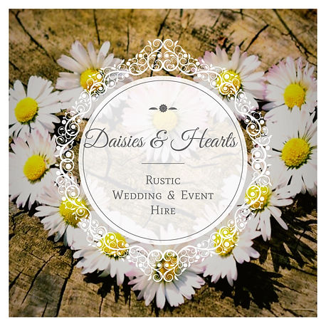 Daisies & Hearts Rustic and Vintage Wedding and Event Hire