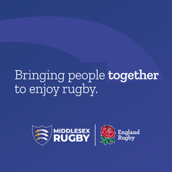 Middlesex Rugby Rebrand