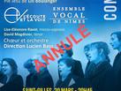 Concerts 2020 – Annulés – Musique sacrée française XIXe et début XXe siècles