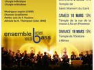 Concerts 2017 – Itinéraire A Capella