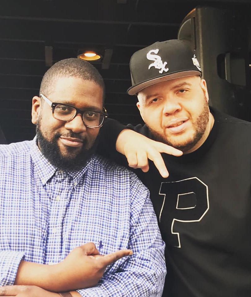 Bigg B and DJ Ty Boogie