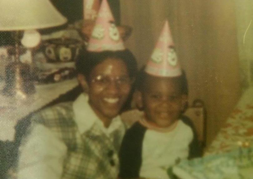 Bigg B and Momma B