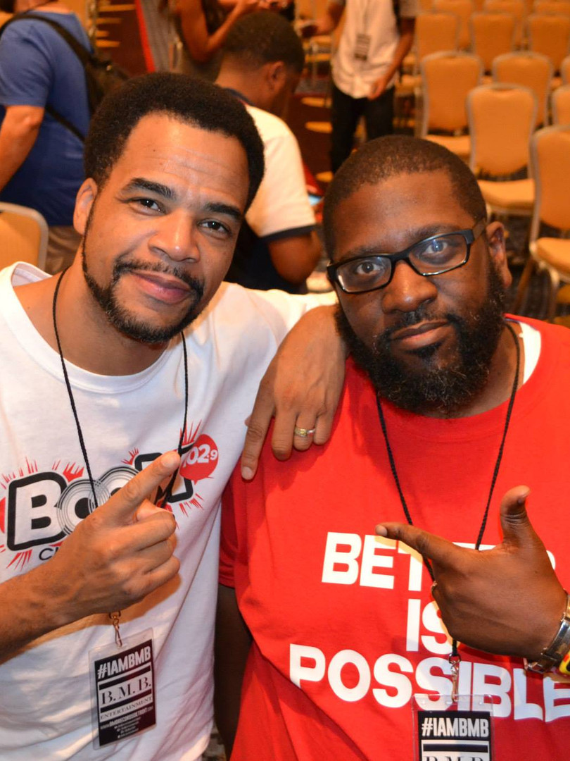 The Legendary DJ Nabs and Bigg B