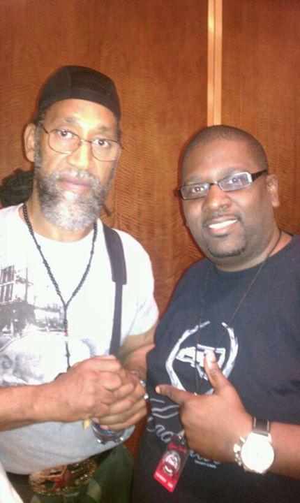 Godfather of Hip Hop DJ Kool Herc and Bigg B