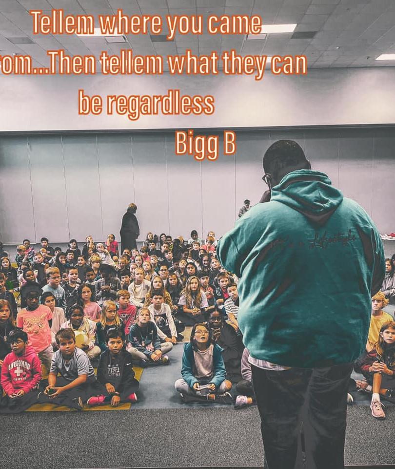 Bigg Speaks!