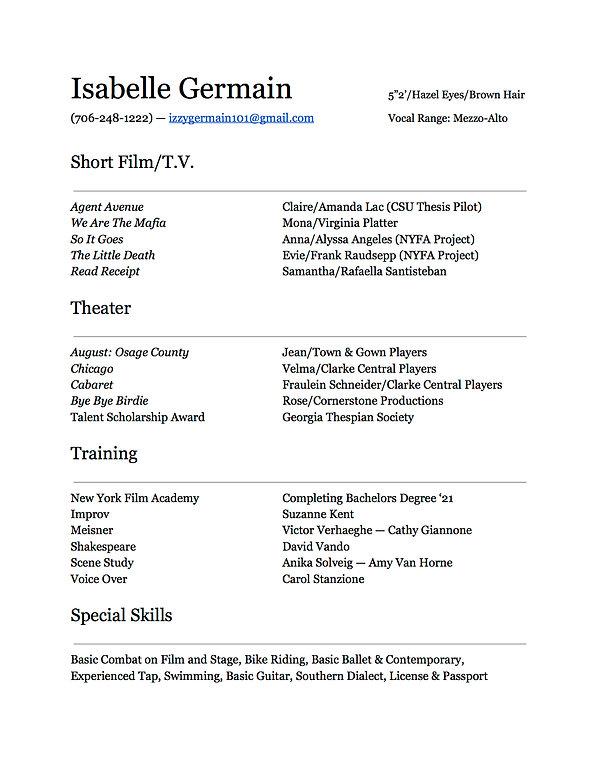 Isabelle Germain - Resume.jpg
