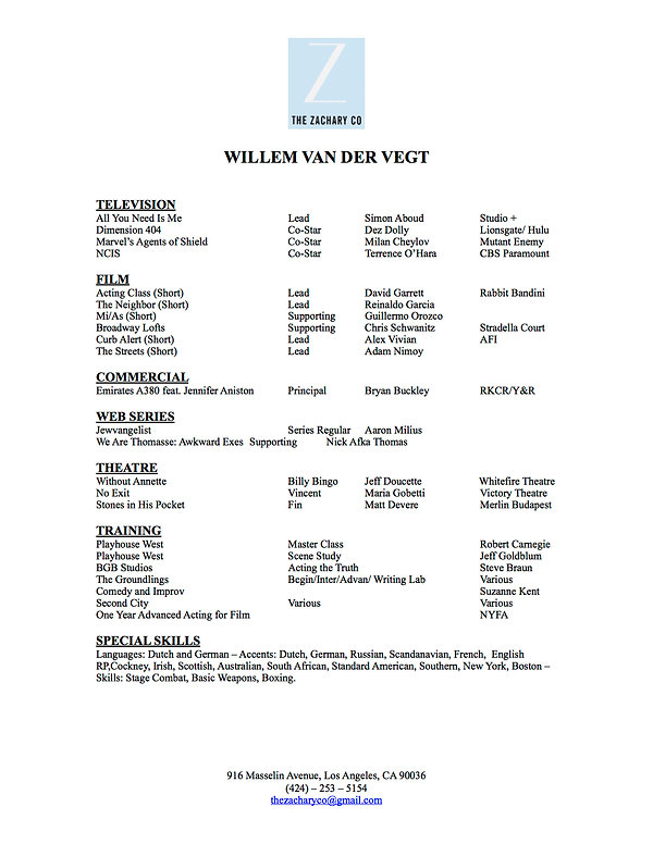 Zachary Co Willem van der Vegt Resume.jp