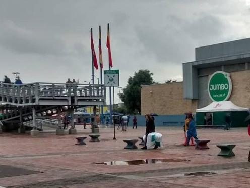 Suba, la localidad donde caen más rayos en Bogotá